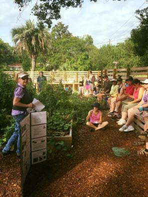 community-garden-class