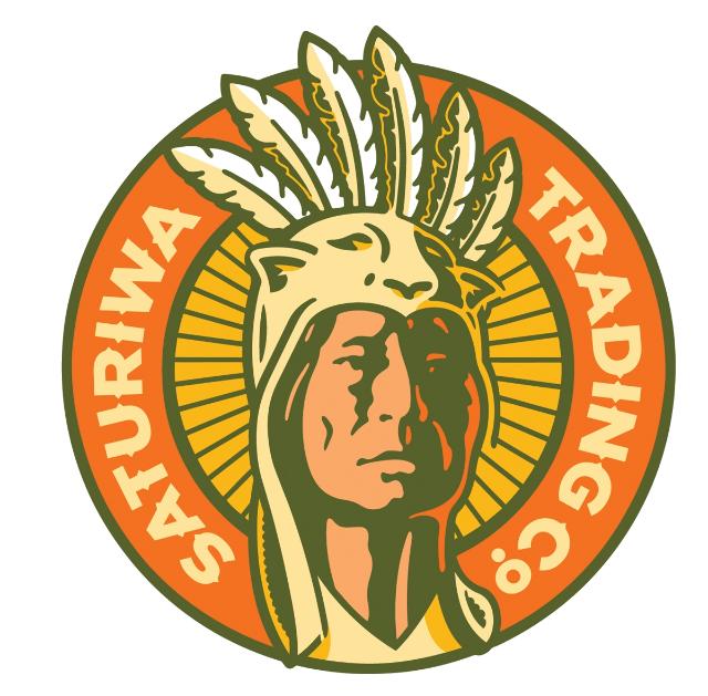 Saturiwa Trading Co Logo